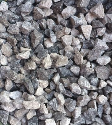 Decorative COLOURED Stones Pebbles Gravels LARGE - YORK GREY